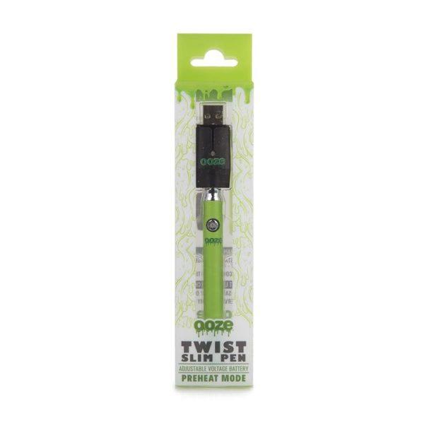 Slim Pen TWIST Battery w/ USB Smart Charger