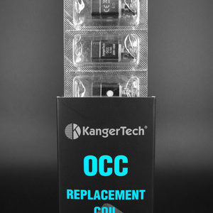 KANGERTECH NI200 OCC 0.15OHM REPLACEMENT COILS TEMPERATURE SENSING