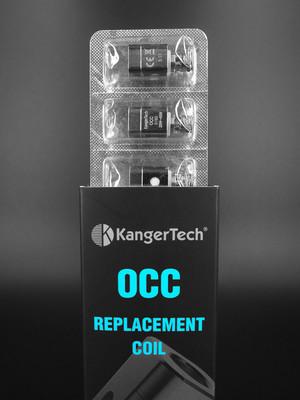 KANGERTECH NI200 OCC 0.15OHM REPLACEMENT COILS TEMPERATURE SENSING
