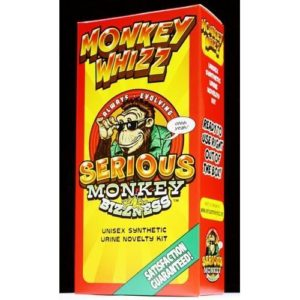 Monkey Whizz Synthetic Urine Novelty Kit 3.5oz