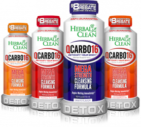 Q Carbo Detox 16oz