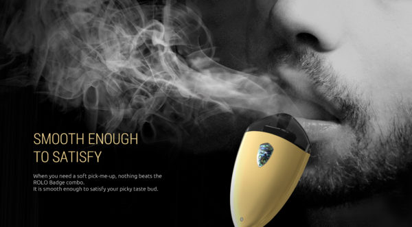 Smok Rolo Badge Starter Kit