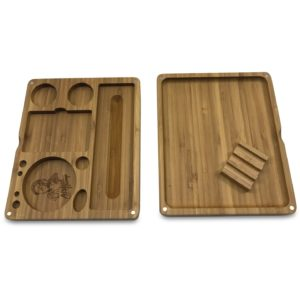 Wood Rolling Tray