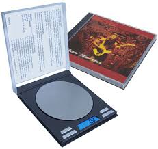 Digital CD Scale