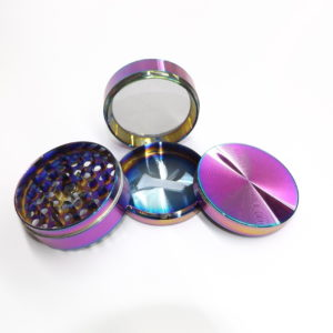 Iridescent 4Pc Grinder