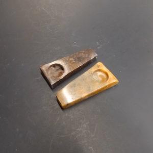 Mini Stone Hand Pipe 1