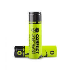 Conflict Batteries