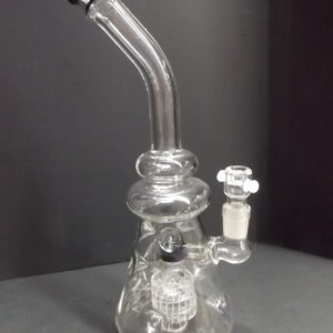 Large Splash Barrel Bong