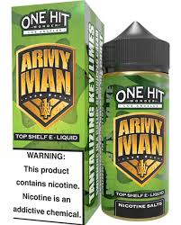 One Hit Wonder - Army Man - 100ml