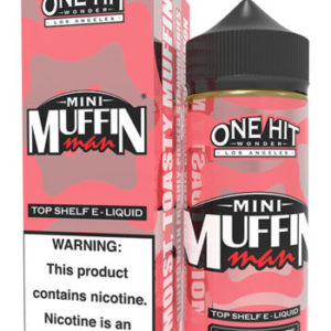 One Hit Wonder - Mini Muffin Man - 100ml