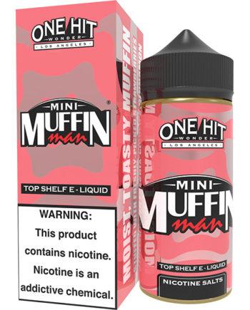 One Hit Wonder - Mini Muffin Man - 100ml