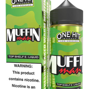 One Hit Wonder - Muffin Man - 100ml