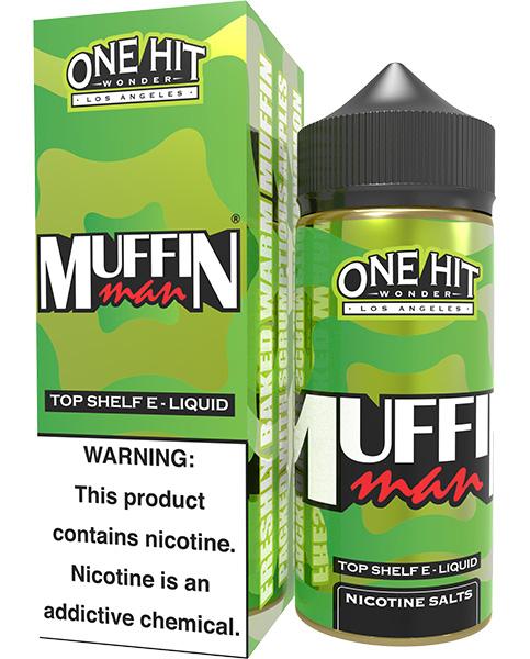 One Hit Wonder - Muffin Man - 100ml