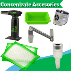Concentrate Accessories
